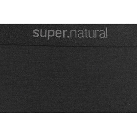 super.natural Base 175 Boyfriend Hipster Women jet black